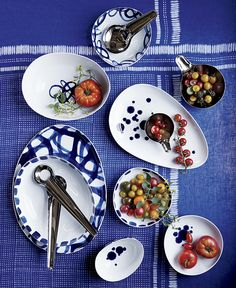 Como Deep Plate Swirl I Crate and Barrel Paola Navone Collection only at Crate and Barrel. Arriving 09.09.13.