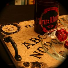 Ouija Board Server...how cool and easy is this?