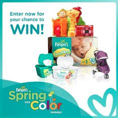 pampers sweepstakes ends in 13 hours!!!