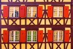 Windows Strasbourg F