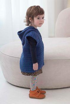 Image of Wee Crochet Vest