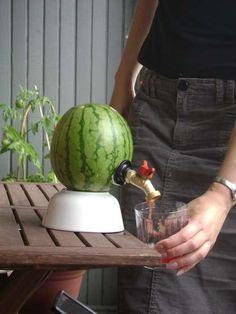 Watermelon keg!