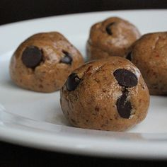 Snack-Time Success: Pre-Workout Protein Balls
