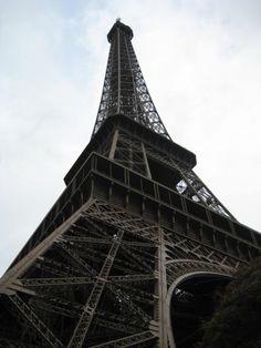 Eiffel Tower, Paris trip