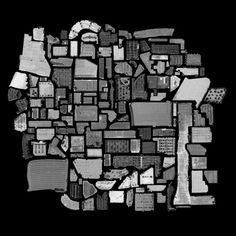 144 Empty Parking Lots  by Jenny Odell