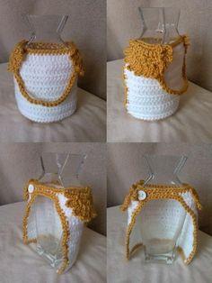 crochet photo prop Disney's Prince Charming by momscrochetcorner, $30.00