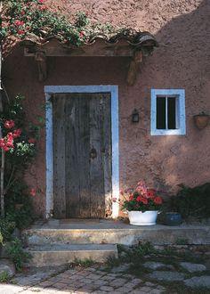 Casas de campo on pinterest casa de campo pergolas and - Casitas rusticas de campo ...