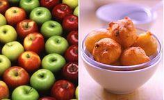 Como Preparar Buñuelos de Manzana, Postres Para Celiacos