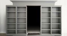 Dream Home Ideas On Pinterest Bookshelf Door Pocket