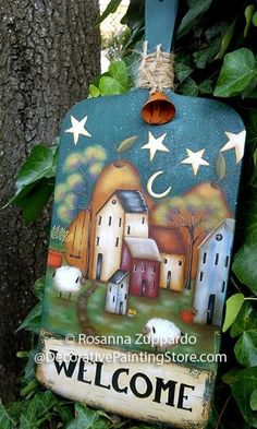 The Decorative Painting Store: Thousand Stars Pattern by Rosanna Zuppardo