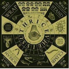 Thrice, I <3 this album so much!
