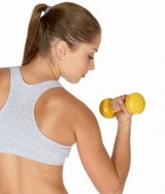 The #1 Best Arm Exercise to Get Rid of Arm Flab