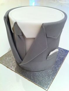 Suit cake grey suits, father day, suit cake, sheet cakes, men suits, business suits, groom cake, party cakes, themed parties