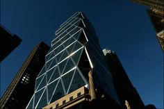 CNBC list of '10 Awesome, Innovative Skyscrapers' incudes Hearst Tower