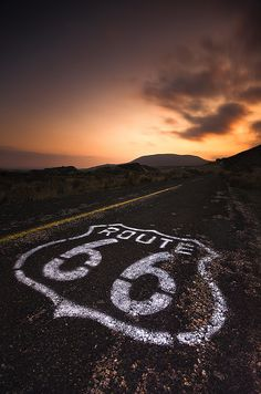 No US Roadtrip is complete without driving the Route 66! Whether I do all of this route or just a few parts, either way, this is high on my list of things to do in the US