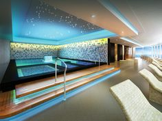 Norwegian Breakaway Cruise Ship | SPA: REVIVE, REFRESH, RECHARGE IN A SPA THAT IS REMARKABLE available in 168+ days...NCL Breakaway