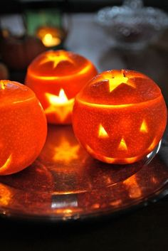 This Halloween, skip the party supply store. Instead, make decorations using things you already have hanging around the house. They're cheaper, and are a great activity to do with family and friends around the holiday. Here are 30 favorites: