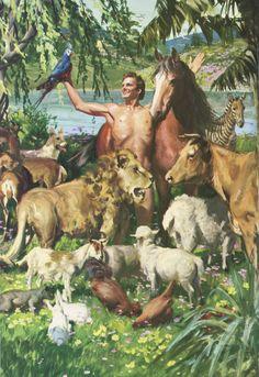 lion, friends, adam illustr, books online, children