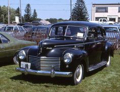 1940 Chrysler Coupe | 1940 Chrysler Windsor 4 door