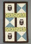 How to sew an Owl Quilt! via @Baby Lock