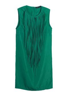 Chiffon Tank Dress