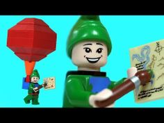 How To Build LEGO Tingle (from Zelda) - YouTube