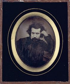 Henri-Charles Maniglier, ca. 1850 Unknown Artist, French School Daguerreotype