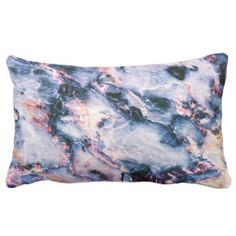 Cool Marble Texture blue pink white