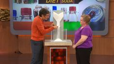 Instead of helping you lose weight, diet sodas might actually be making you fat. Dr. Oz reveals how diet soda can be sabotaging your metabolism and tricking your brain – and messing with your metabolism.