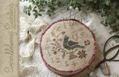 With thy Needle & Thread -Brenda Gervais