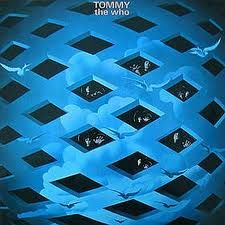 The Who Tommy Double Vinyl