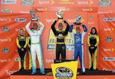 Bowyer Wins Sprint Showdown; Wise Takes Sprint Fan Vote | Fan4Racing  http://fan4racing.com/2014/05/16/bowyer-wins-sprint-showdown-wise-takes-sprint-fan-vote/