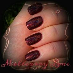 This is a listing for a dark burgandy holo bordering on Maroon. Very seductive and demanding of your attention!Unless otherwise noted all Bear Pawlishes are 4 free.. Meaning they are free of the toxic properties- Dibutyl Phthalate, Toluene, Formaldehyde or Formaldehyde Resin. They are also Vegan and Cruelty Free.Each bottle is poured to order. Most are hand mixed in the bottle. Each bottle will be unique to you. As I also do custom orders and do very small batch or single bo...