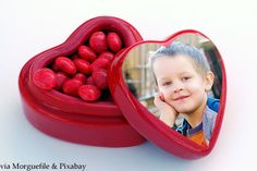 Easy Valentine's Day Photo Craft Ideas - memorability