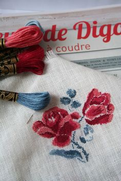 Fleurs de Digoin