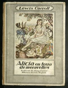 Today is Saint George's and World Book Day. Saint George is the patron saint of Catalonia, therefore to celebrate we are sharing the Catalan translation of 'Alice's adventures in Wonderland' by Lewis Carroll. You can read it through Europeana: http://www.europeana.eu/portal/record/91912/0C1DCBE32155DFA806AF71D3EE19947716DC5FE1.html