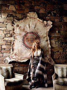 Blake Lively– Vogue