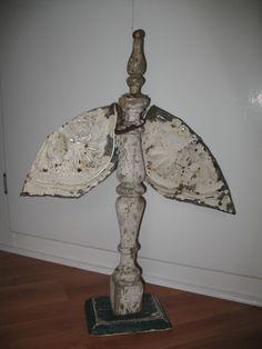 salvage sculpture