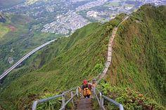 Stairway to Heaven Hike, Hawaii