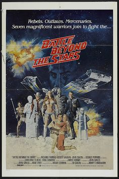 Sci-Fi films from the 70s