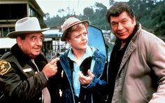 Murder She Wrote is murder capital of TV detective world. Even London, the most murderous place in Britain, has a murder rate that is dwarfed by Cabot Cove and Midsomer County.