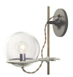 Orbit Sconce at Schoolhouse Electric