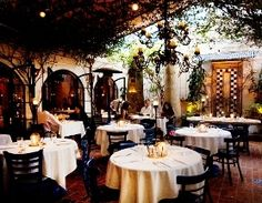 The Little Door, Beverly Hills, CA.