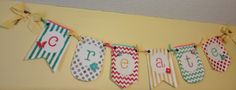 Build a Banner Simply Created Kit ~ Stampin' Up!
