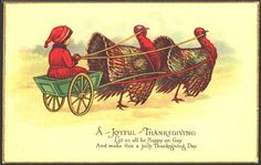 vintage thanksgiving vintage postcards, thanksgiv card, vintag postcard, vintag card, garden cottage, vintag thanksgiv, thanksgiv vintag, thanksgiving cards, call card