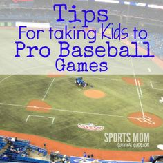 Baseball season is HERE!!  Professional baseball games can be a lot of fun for the whole family, if you plan ahead!  Find some GREAT tips for taking young kids to a game and how to save some money on tickets and in the ballpartk!  FREE PRINTABLES INCLUDED