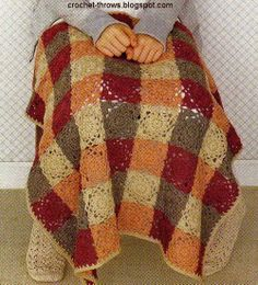 CROCHET AMISH QUILTS PATTERNS Crochet Patterns Only
