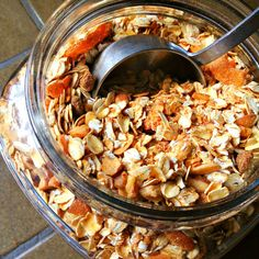 Make Your Own Instant Oatmeal Mix - easy to customize for busy mornings