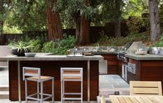 Outdoor Bbq Area Design, Pictures, Remodel, Decor and Ideas