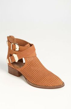 Perforated boots